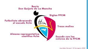 Nuevo logo de la FFCM