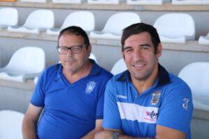 Eusebio e Iván, parte fundamental del club